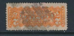 CANADA, 1875 REGISTERED 2c P12x11½, SGR10, Short Perf, Cat £60 - 1851-1902 Regering Van Victoria