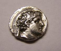 ALEXANDRE 1er BALAS - ROYAUME SELEUCIDE GRECQUE, SYRIE (-150 Avant JC) DRACHME En Argent R2 - Greek