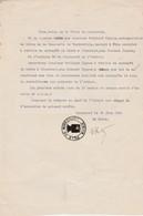 Autorisation Par La Ville De Mirecourt 88 Vosges / Ouverture Entrepôt De Bière Par La Brasserie De Tantonville 54 - France