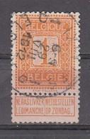 108 Gestempeld IXELLES - ELSENE 1 D - 1912 Pellens