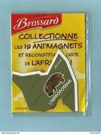 Magnet Collection Afrique  Brossard Hippopotame - Animals & Fauna