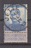 120 Gestempeld JETTE - COBA 6 Euro - 1912 Pellens