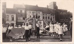 Carte Photo Foto - WILLEBROEK - Feest - 1930-1940-1950 - Zwartwit Foto Afm. 10,5 Cm X 6,5 Cm - Willebroek