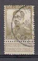 112 Gestempeld JODOIGNE - GELDENAKEN - 1912 Pellens