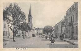 PIE-Arg-18-6481 : CHATEAU-SALINS. - Chateau Salins