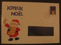 "PAP ""PERE NOEL 2018"" ENVELOPPE NON OUVERTE - MONTIMBRAMOI AU TARIF MONDE - Postal Stamped Stationery"