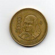 Messico - 1988 - 1000 Pesos - Vedi Foto - (MW1848) - Messico