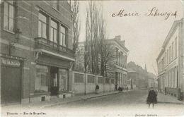 Vilvoorde Vilvorde Rue De Bruxelles (= Vlaanderenstraat) - Vilvoorde