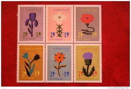 Zomerzegels Bloem En Kunst; NVPH 2252-2257 (Mi 2197-2202); 2004 POSTFRIS / MNH ** NEDERLAND / NIEDERLANDE / NETHERLANDS - 1980-... (Beatrix)