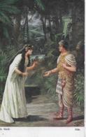 AK 0078  Rösler , Fr. -  G. Verdi ( Aioda ) / Künstlerkarte Um 1910-20 - Malerei & Gemälde