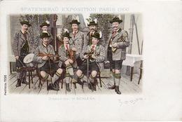 Spatenbrau - Exposition Paris 1900 - H. Schlenk - Muenchen