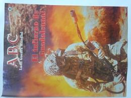 Fascículo El Infierno De Guadalcanal. ABC La II Guerra Mundial. Nº 35. 1989. Editorial Prensa Española. Madrid. España. - Revistas & Periódicos