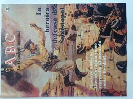 Fascículo La Heroica Defensa De Sebastopol. Atentado Heydrich. ABC La II Guerra Mundial. Nº 33. 1989 - Espagnol