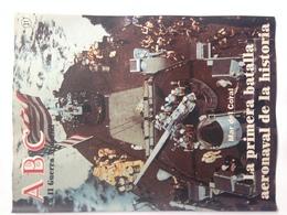 Fascículo Batalla Mar Del Coral, La Primera Batalla Aeronaval De La Historia. ABC La II Guerra Mundial. Nº 31. 1989 - Espagnol