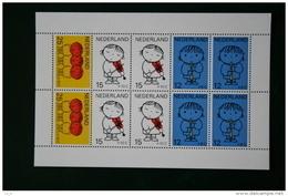 Blok Kinderzegels Dick Bruna ; NVPH 937 (Mi Block 8); 1969 POSTFRIS / MNH ** NEDERLAND / NIEDERLANDE / NETHERLANDS - Unused Stamps