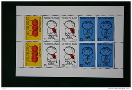 Blok Kinderzegels Dick Bruna ; NVPH 937 (Mi Block 8); 1969 POSTFRIS / MNH ** NEDERLAND / NIEDERLANDE / NETHERLANDS - Period 1949-1980 (Juliana)