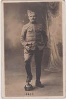 """Bs - Carte Photo Militaria """"soldat Du 24éme"""" - Regiments"""