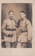 "Bs - Carte Photo Militaria "" Soldats Du 153ème"" - Regiments"
