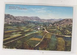 MONTENEGRO CETINJE Nice Postcard - Montenegro