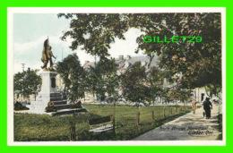 QUÉBEC - SOUTH AFRICAN MONUMENT - ANIMATED - THE VALENTINE & SONS - - Québec - La Cité