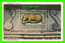 QUÉBEC - LE CHIEN D'OR - THE GOLDEN DOG -  LIBRAIRIE GARNEAU LTEE, ÉDITEURS - - Québec - La Cité