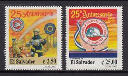 El Salvador MNH Michel Nr 2187/88 From 2000 / Catw 11.00 EUR - El Salvador