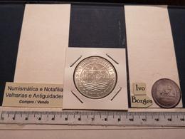 PORTUGAL 50$00  V CENTENÁRIO SAO TOME E PRINCIPE  SILVER - Portugal