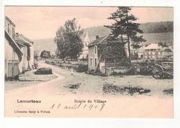 ROUVROY - LAMORTEAU - Entrée Du Village. - Rouvroy