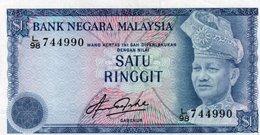 MALAYSIA 1 RINGGIT 1981 P-13b  QUNC - Malesia