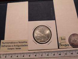 PORTUGAL 20$00 PONTE SALAZAR SILVER - Portugal