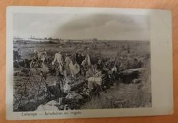 POSTAL DE ANGOLA 1915 LUBANGO LAVADEIRAS - Angola