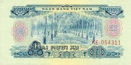 SOUTH VIETNAM 20 XU 1966 P-38 UNC - Vietnam