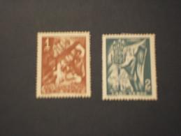 CABO VERDE - 1950 ANNO SANTO 2 VALORI - NUOVI(+) - Cap Vert