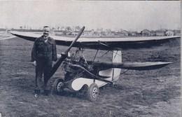 AVIATION - Le Fameux Pou Du Ciel Et Son Inventeur Henri Mignet - Airplanes