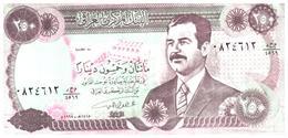 Billets > Iraq > 250 Dinars - Iraq
