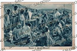 Mercato Di Aksum - Abissinia - Animata Aoi - Africa - Ragazza Girl - Guerra War Ww2 2gm - Eritrea