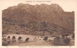 Gorges Du Chabet-El-Ahkra - KERRATA - Entrée Des Gorges Et Pont Du Colon - Bejaia (Bougie)