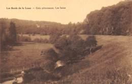 Les Bords De La Lesse - Coin Pittoresque.  Les Bains - Belgique