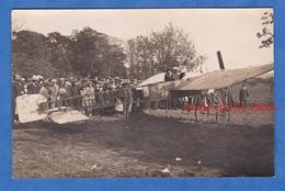 CPA Photo - Lieu à Situer - Superbe Avion Avec Aviateur & Aviatrice à Identifier - TOP - Aviation Pilote - ....-1914: Precursors