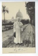 CPA S.S. Le Pape Pie X Collection De La Bonne Presse Dédicace - Popes