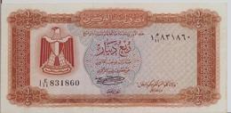 LIBYA P. 33b 1/4 D 1972 XF - Libya