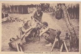 AFRIQUE ORIENTALE/ Rite De Confession - Postcards