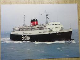 EARL LEOFRIC - Ferries