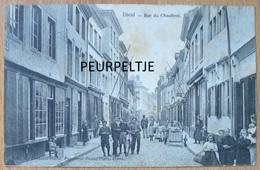 DIEST - RUE DU CHAUDRON - KETELSTRAAT 1901 - UITG. FREDERIX POCHE ZEER ZELDZAAM - Diest