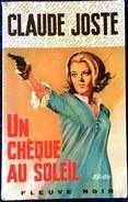 FN. Spé. Pol. N° 775 - Un Chèque Au Soleil - Claude Joste - ( EO 1970 ) . - Fleuve Noir