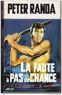 FN - Spécial Police N° 689 - La Faute à Pas De Chance  - Peter Randa -( EO 1968 ) . - Fleuve Noir