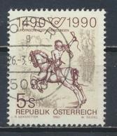 °°° AUSTRIA 1990 - Y&T N°1808 °°° - 1945-.... 2a Repubblica