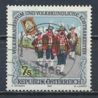 °°° AUSTRIA 1996 - Y&T N°2020 °°° - 1945-.... 2a Repubblica