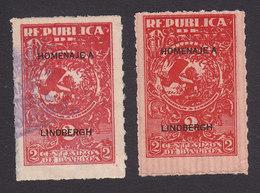 Panama, Scott #256, Used/Mint Hinged, Spirit Of St Louis, Issued 1928 - Panama