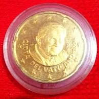 Neuf Rare 20 Cent Euros Be Belle Épreuve Officiel Vatican Année 2006 Unc 100% Neuve Sous Capsule Lot Centimes Pro Neuf ! - Vatican